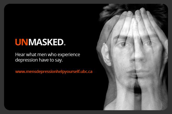 Unmasked.